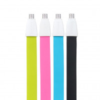 Кабель USB-lightning Remax FullSpeed Data Line 2 зеленый