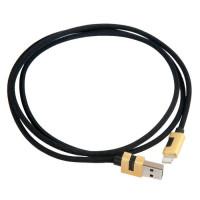 Кабель USB - Lightning Remax RC-089i, черный