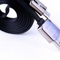 Кабель Micro USB Remax KingKong Safe-Charge (с запахом) 1М черный