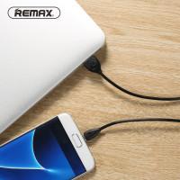 Кабель Micro USB Remax Lesu 1М черный