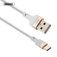 Кабель USB - TYPE-C Remax RC-137a, белый