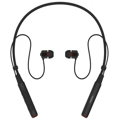 Беспроводные Bluetooth наушники Remax RB-S6, черные
