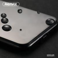 Защитное стекло 2.5D REMAX Perfect Tempered Glass для iPhone X черное
