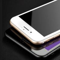 Защитное стекло 3D REMAX Caesar Tempered Glass для iPhone 7 белое