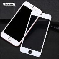 Защитное стекло 3D Remax Gener для iPhone 7/ 8 белое