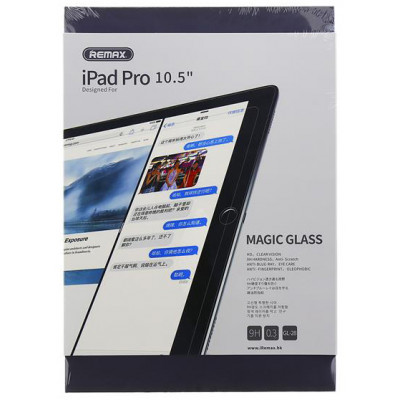 Защитное стекло REMAX Magic Glass для iPad Pro 10.5