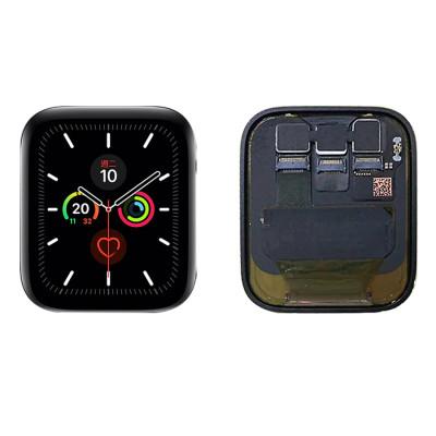 Дисплей для Apple Watch Series 5 (40 мм) в сборе с тачскрином, черный