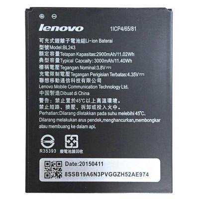 Аккумулятор для Lenovo K3 Note (BL243)