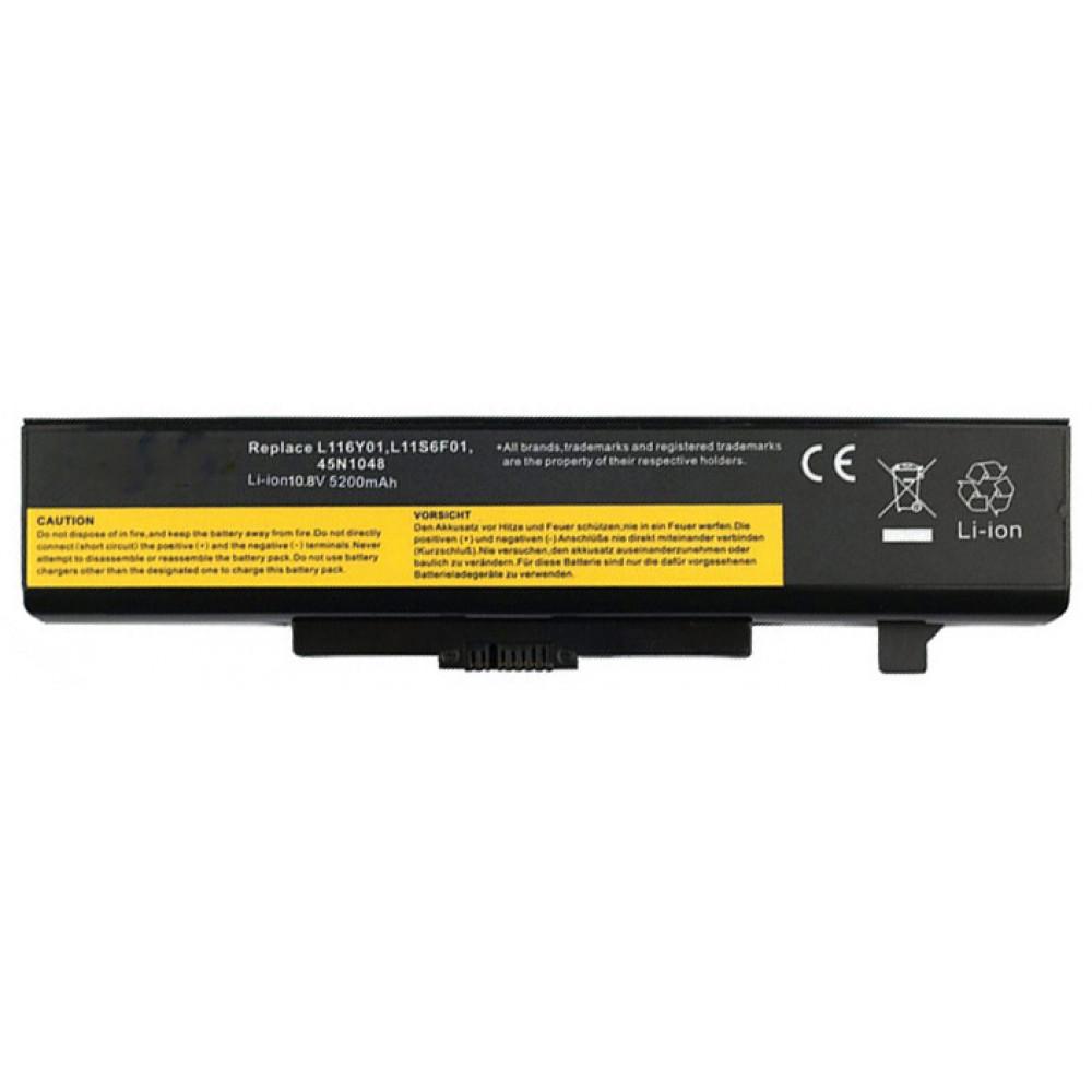 Аккумулятор для Lenovo IdeaTab Y480/ G500 (L11S6F01)