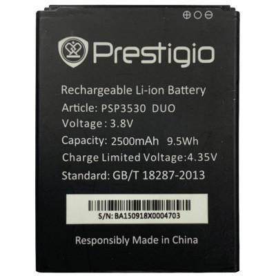 Аккумулятор для Prestigio MUZE D3 (PSP3530 DUO) 2500мАч