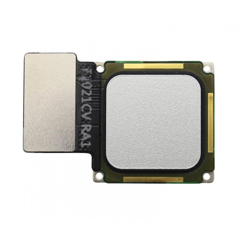Датчик отпечатка пальца в сборе для Huawei Mate 9 / Nova серебро