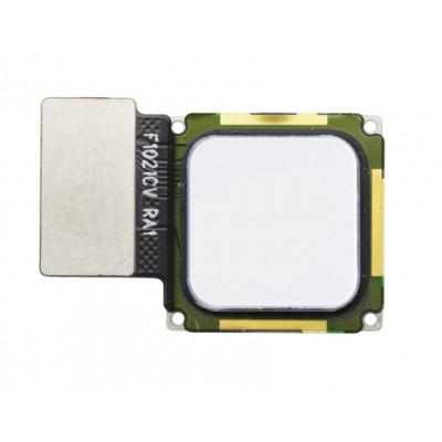 Датчик отпечатка пальца в сборе для Huawei Mate 9 / Nova белый