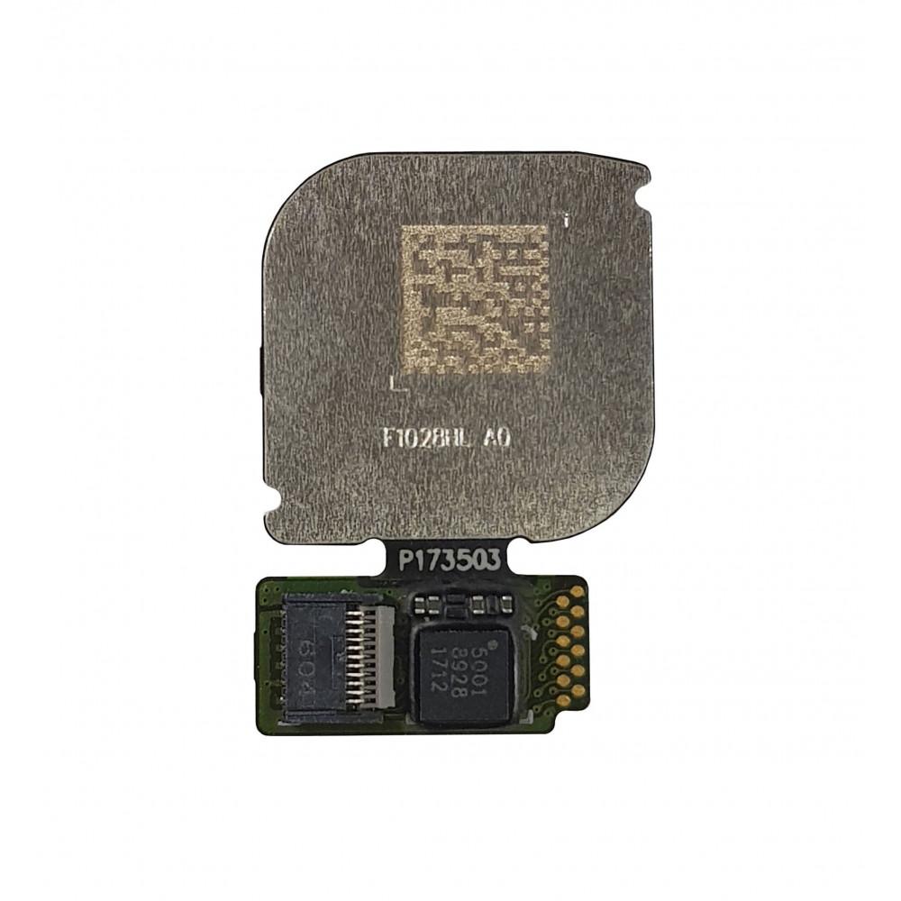 Датчик отпечатка пальца в сборе для Huawei P10 Lite/ Nova Lite белый