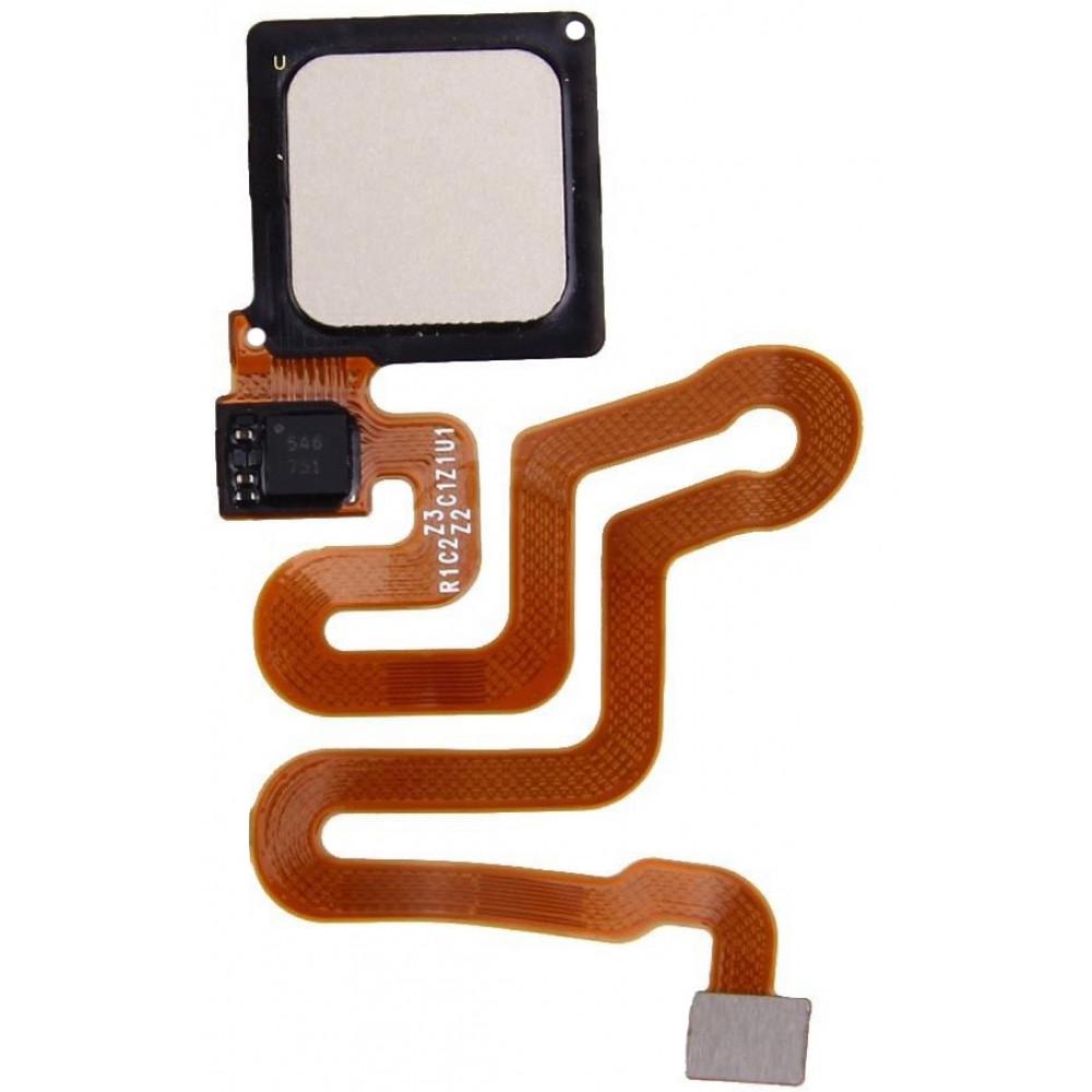 Датчик отпечатка пальца в сборе для Huawei P9 Lite/ G9 золото