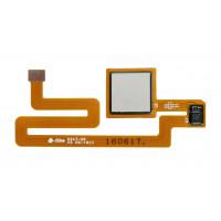 Датчик отпечатка пальца в сборе для Xiaomi Mi Max, серебро