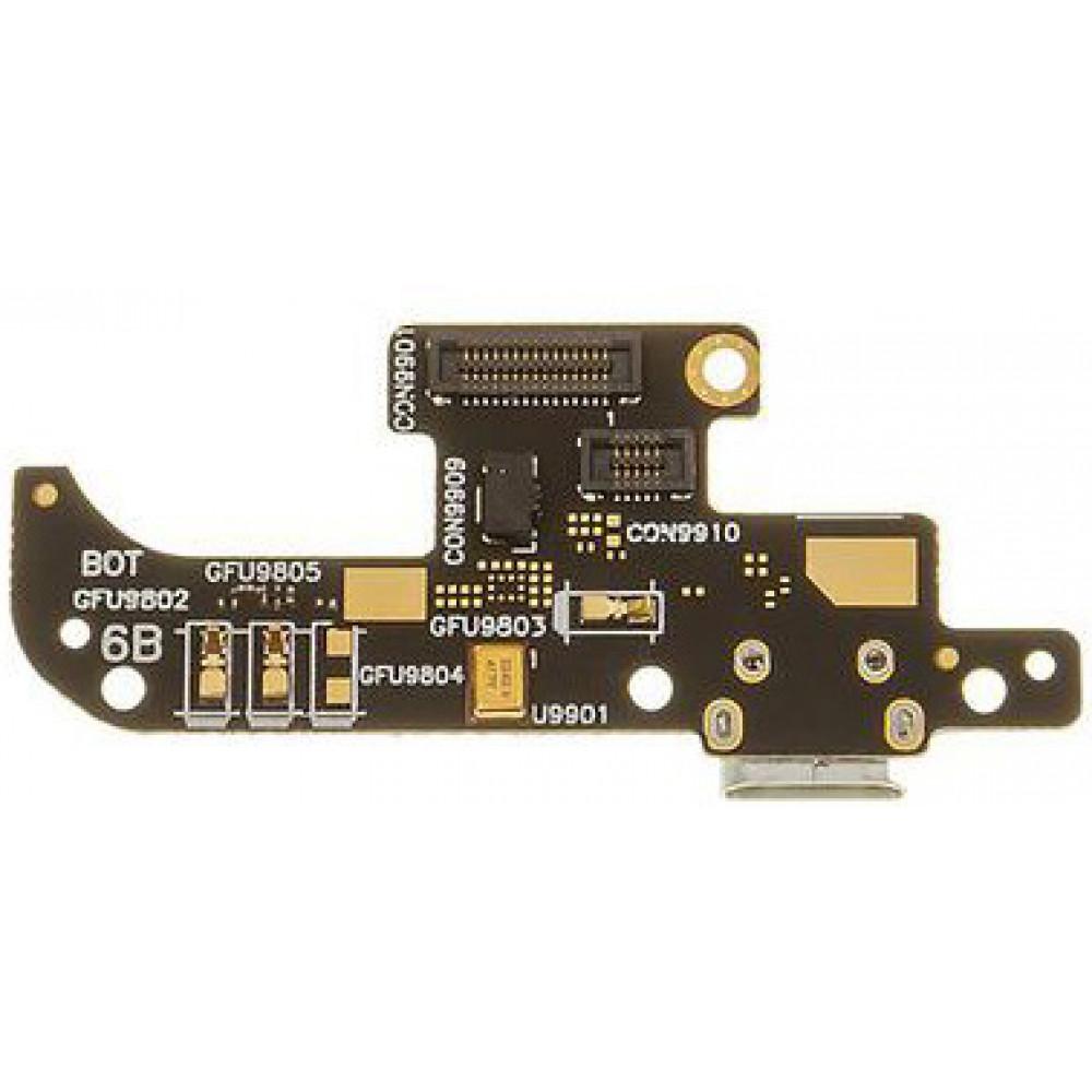 Плата с разъемом зарядки для Asus Zenfone Live (ZB501KL)