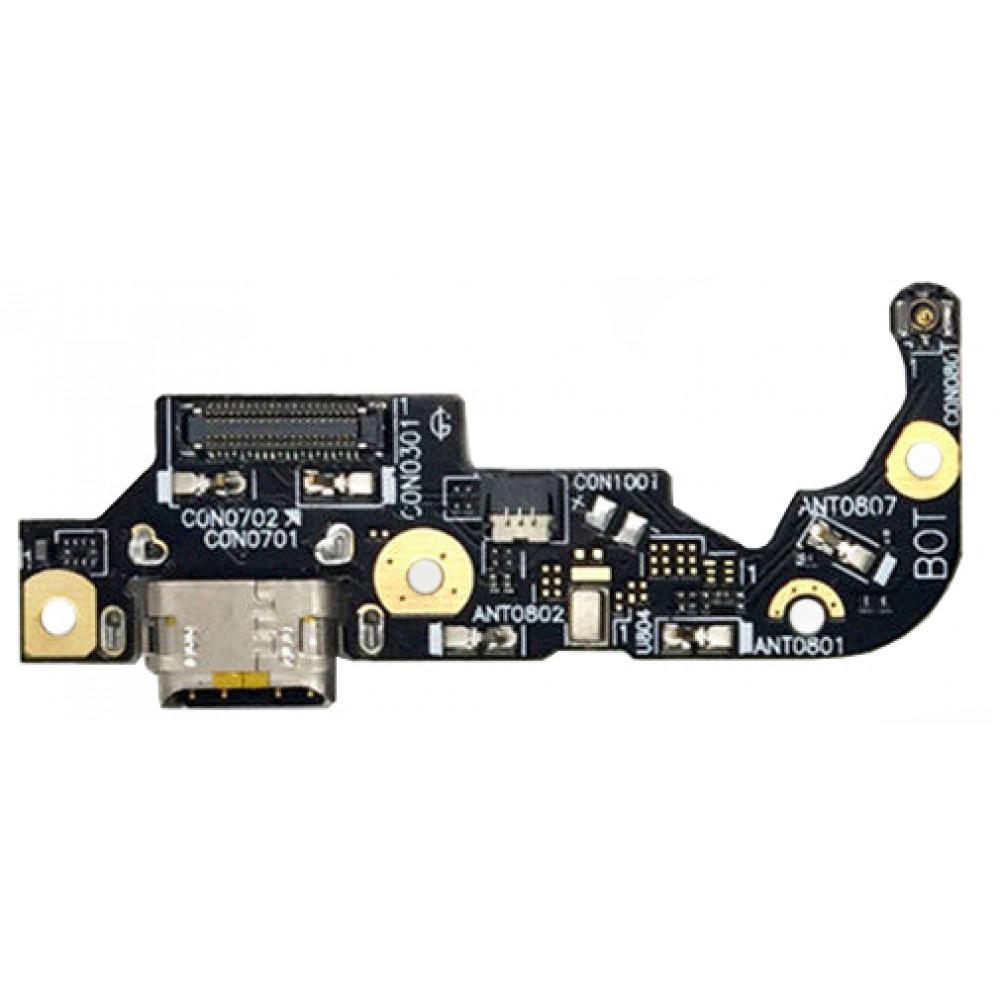 Плата с разъемом зарядки для ASUS ZenFone 3 (ZE520KL)