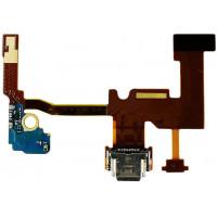 Шлейф для Google Pixel 2 XL c разъемом зарядки