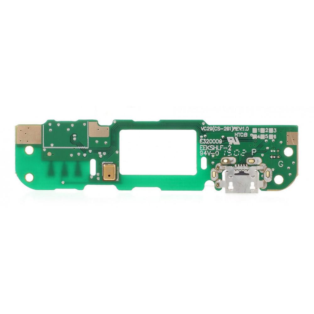 Плата для HTC Desire 626 с разъемом зарядки (нижняя)