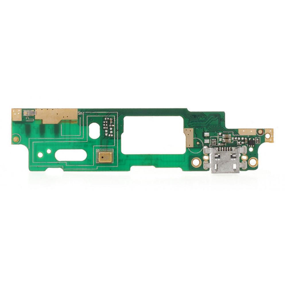 Плата для HTC Desire 820 с разъемом зарядки (нижняя)