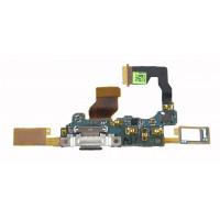 Плата для HTC 10 (One M10) с разъемом зарядки (нижняя)