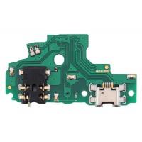Плата для Huawei Honor 9 Lite с разъемом зарядки и аудиовыходом (audiojack) нижняя