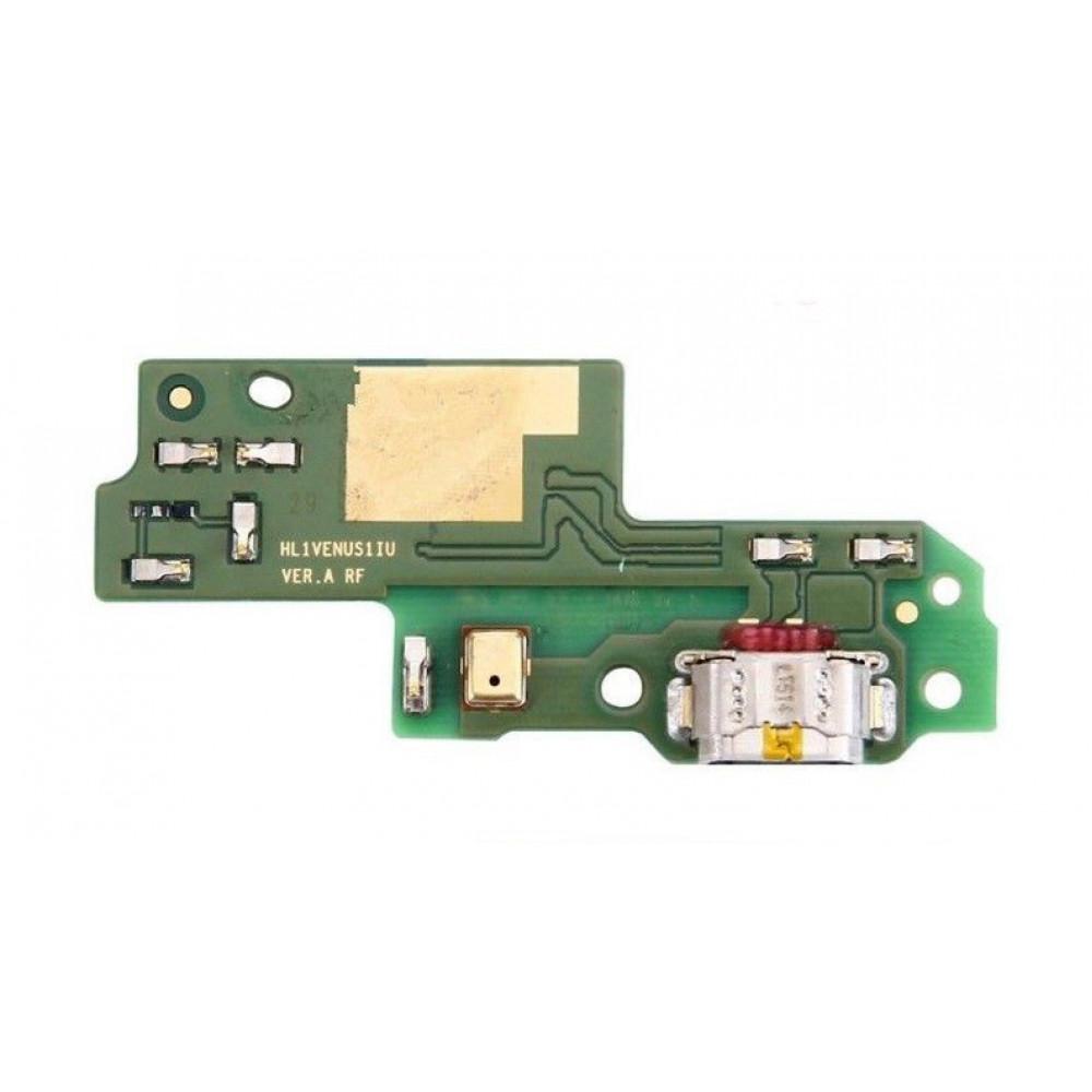 Плата для Huawei P9 Lite/ G9 с разъемом зарядки (нижняя)
