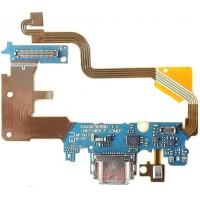 Плата для LG G7 ( Ver. A ) с разъемом зарядки и микрофоном (нижняя)