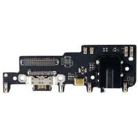 Плата для Meizu 15 Lite с разъемом зарядки, аудиовыходом и микрофоном