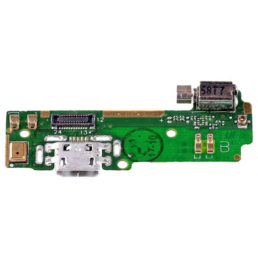 Плата с разъемом зарядки для Sony Xperia XA