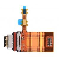 Шлейф для Sony Xperia XZ1 с разъемом зарядки