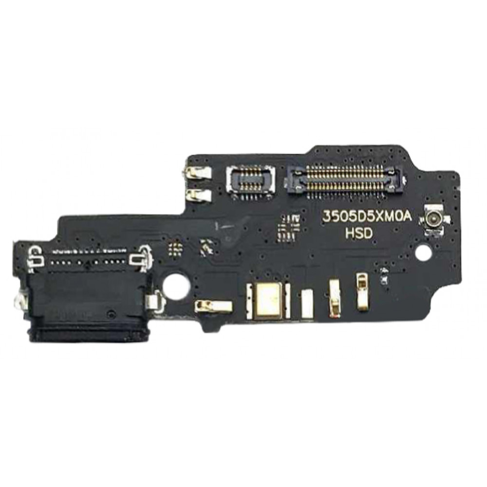 Плата для Xiaomi Mi Mix 2S с разъемом зарядки (нижняя)