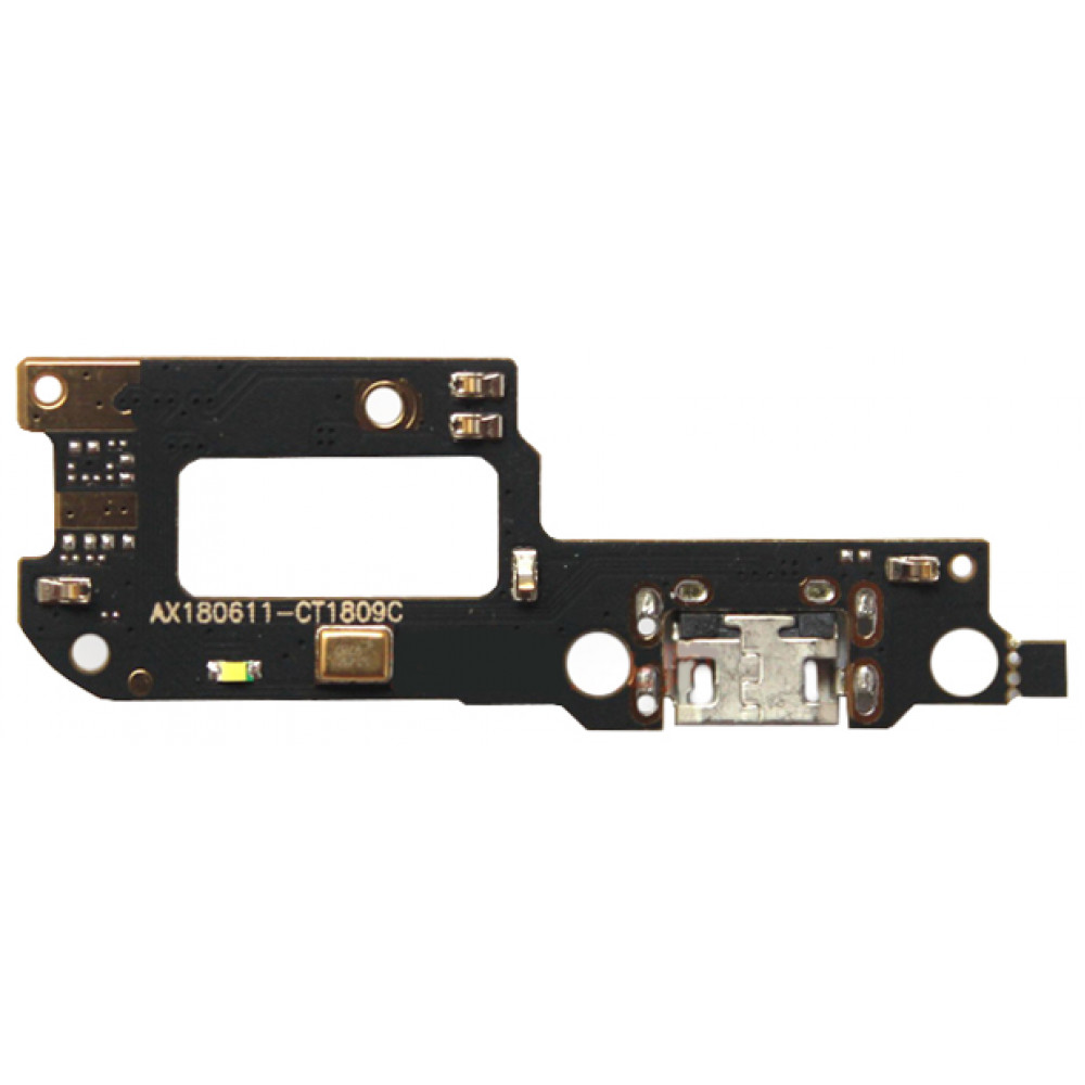 Плата для Xiaomi Redmi 6 Pro / Mi A2 Lite с разъемом зарядки(нижняя)