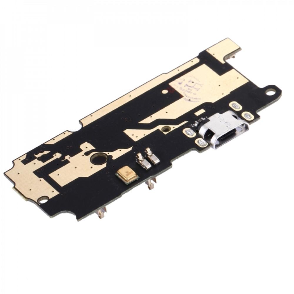 Плата для Xiaomi Redmi Note 4 с разъемом зарядки (нижняя)