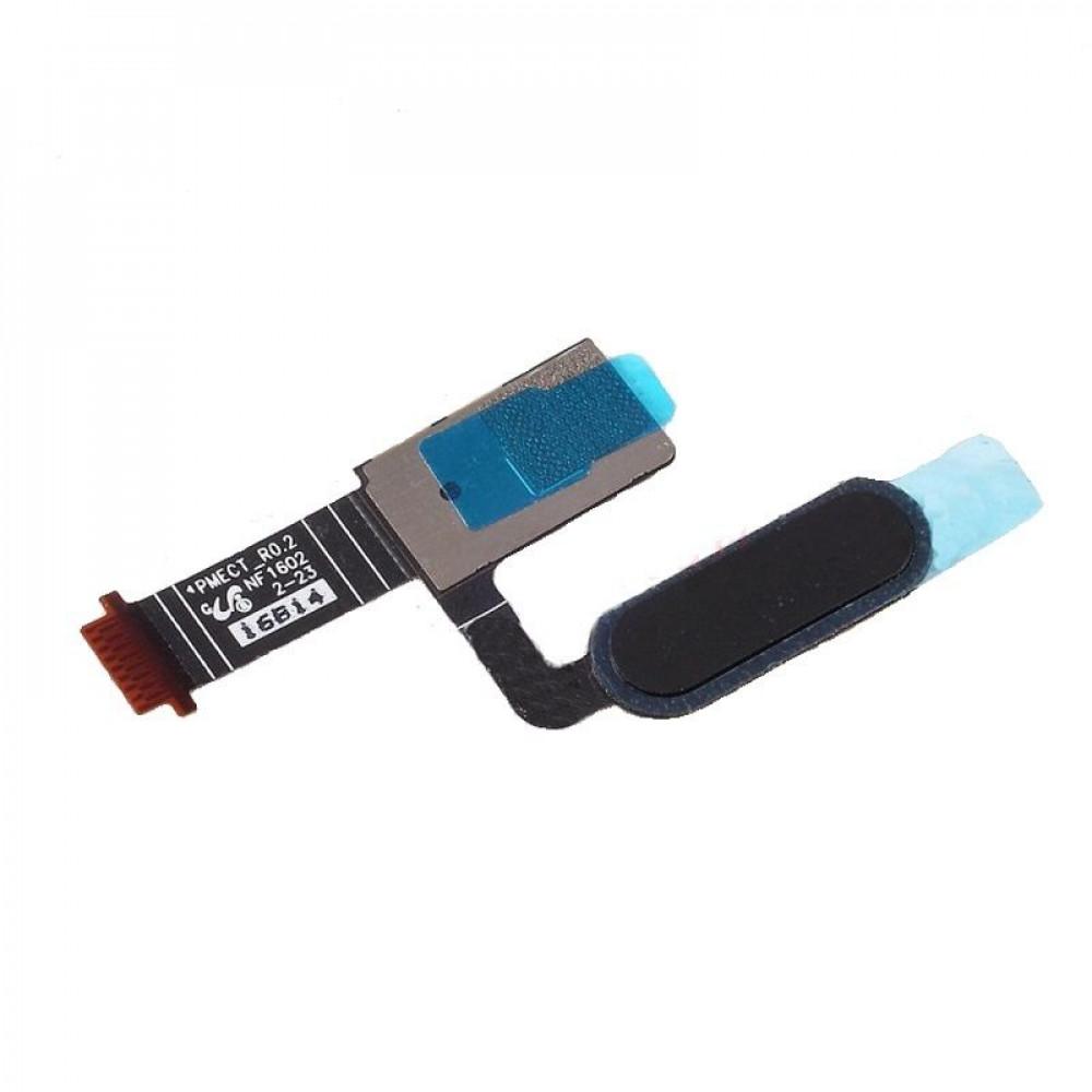 Кнопка Home в сборе для HTC 10 (One M10) черная