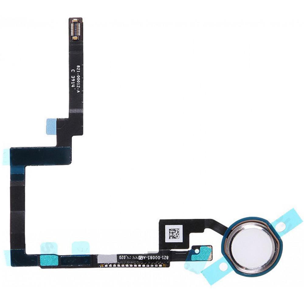 Кнопка Home в сборе для iPad Mini 3, серебро