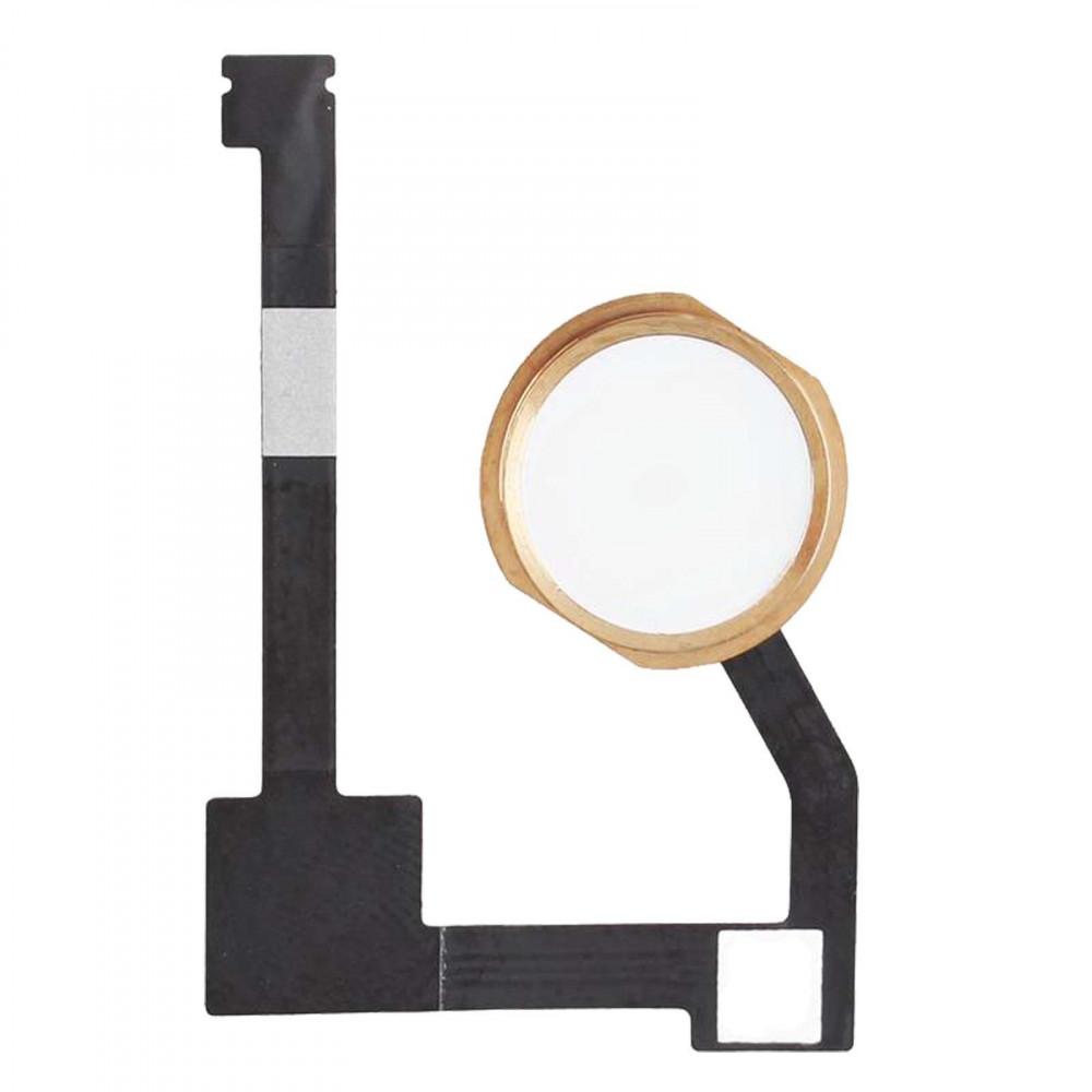 Кнопка Home в сборе для iPad Air 2 / mini 4 / iPad Pro 12.9, золото