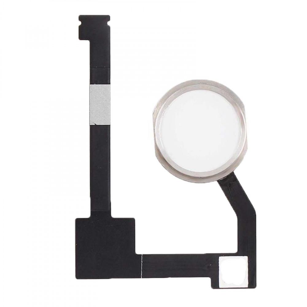 Кнопка Home в сборе для iPad Air 2 / mini 4 / iPad Pro 12.9, серебро