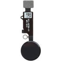 Кнопка HOME в сборе для iPhone 7/ 7 Plus, черная