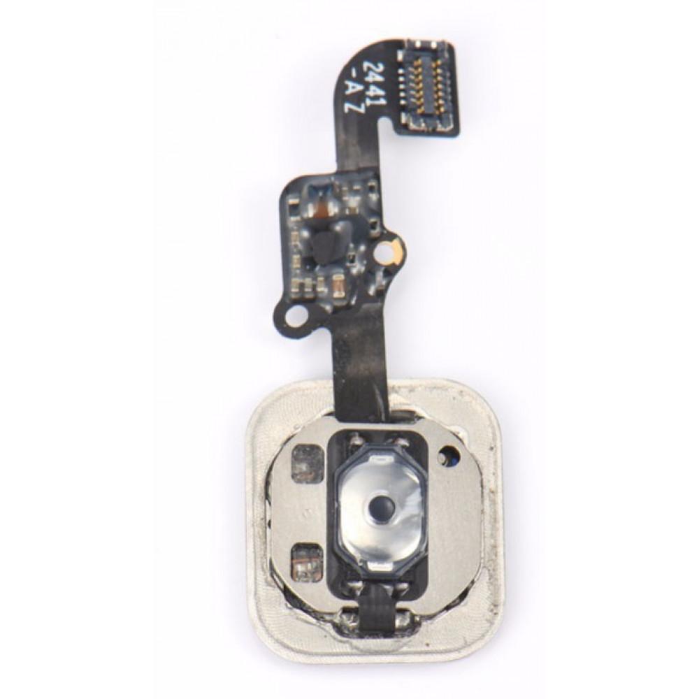 Кнопка HOME в сборе для iPhone 6, черная