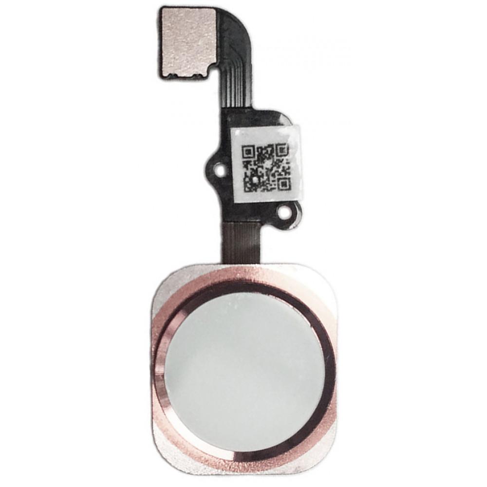Кнопка HOME в сборе для iPhone 6S, розовое золото