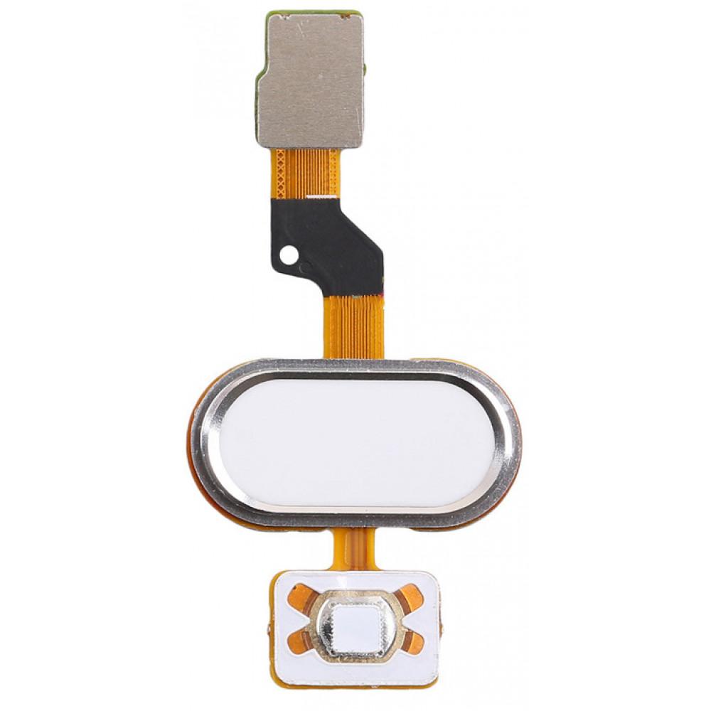 Кнопка HOME в сборе для Meizu M3s mini белая