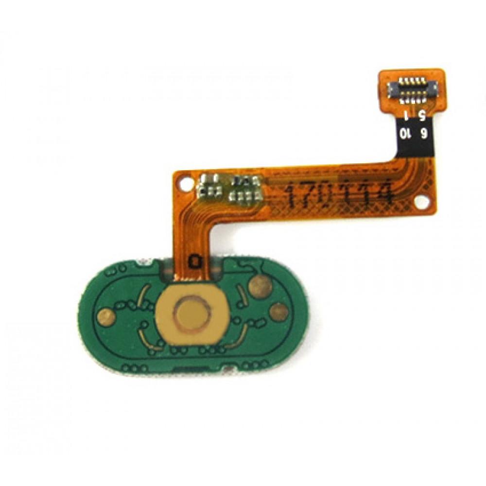 Кнопка HOME в сборе для Meizu M5 Note серебряная