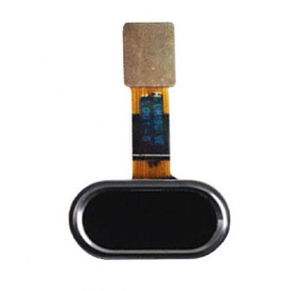 Кнопка HOME в сборе для Meizu M5S черная