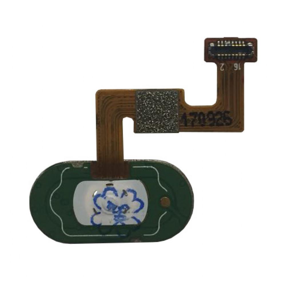 Кнопка HOME в сборе для Meizu Pro 6 Plus серебро