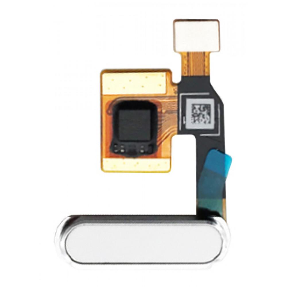 Кнопка HOME в сборе для Xiaomi Mi5C белая