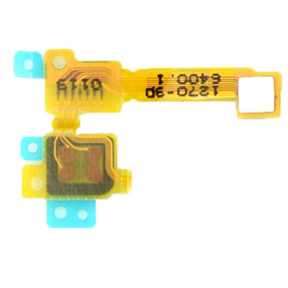Шлейф для Sony Xperia Z1 (C6903) с микрофоном