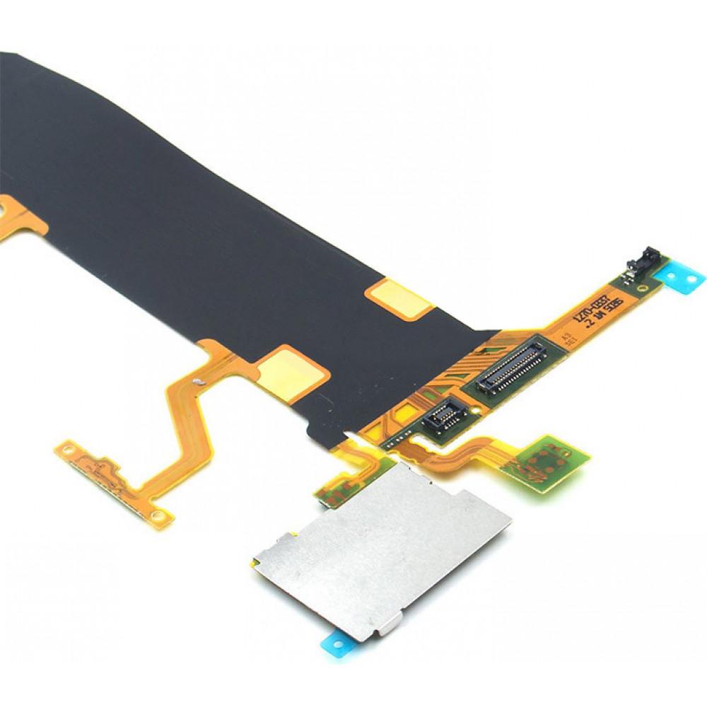 Шлейф для Sony Xperia Z Ultra (C6833) кнопок громкости / включения