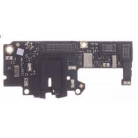 Плата нижняя c аудиовыходом (audiojack) для OnePlus 3 / 3T (Ver.2)