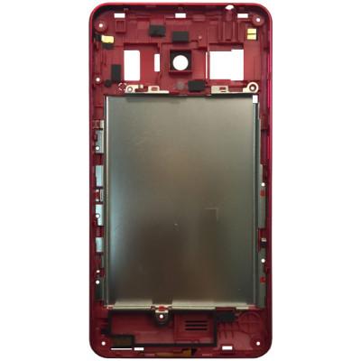 Задняя панель корпуса для Philips Xenium V377 красная